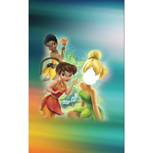 Tinkerbell Photo Prop