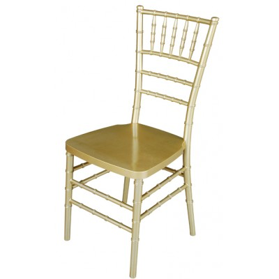 Adult Gold Tiffany Chairs