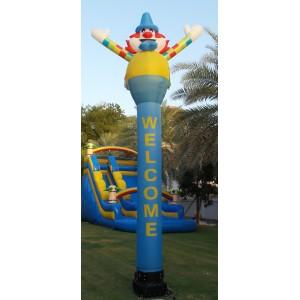 Air Dancer Clown