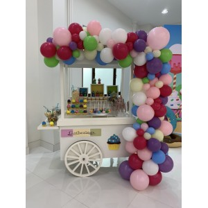 Candy Display Cart Rental