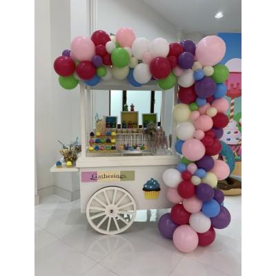 Candy Display Cart Rental