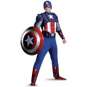 Captain America Appearance