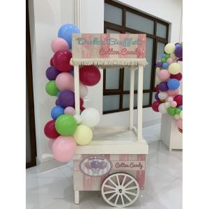 Cotton Candy Cart Rental