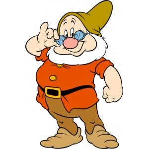 Doc the Dwarf Standee
