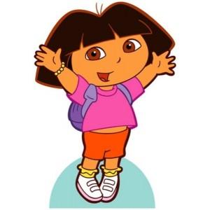 Dora Standee