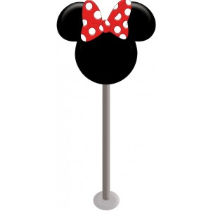 Minnie Gift Sign Standee