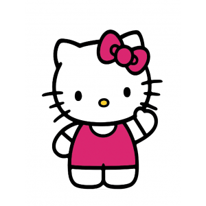 Hello Kitty Standee