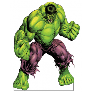 Hulk Standee
