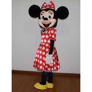Minnie Red Appearance