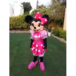 Minnie Pink Appearance