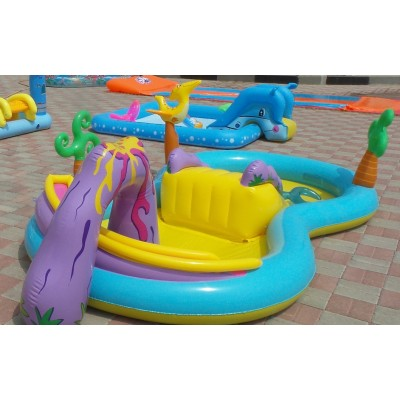 Toddlers Plunge Inflatable Pools