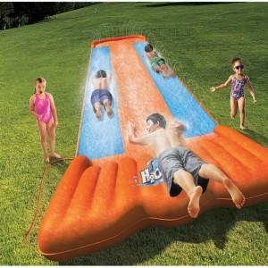 Slip N Slide Triple Slider