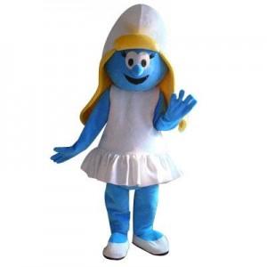 Smurfs (Smurfette) Appearance