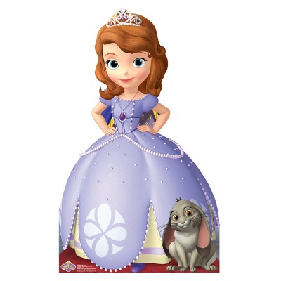 Sofia the First Standee