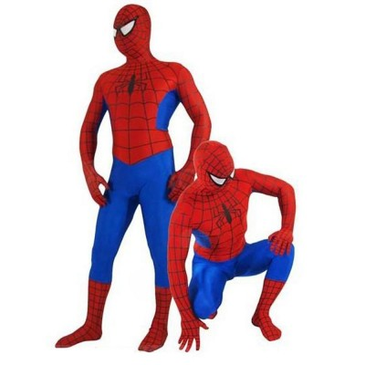 Spiderman Appearance