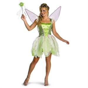 Tinkerbell Appearance