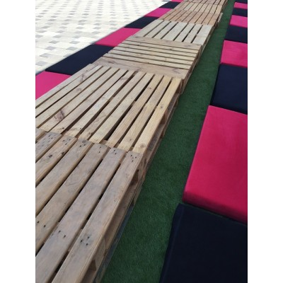 Wooden Pallets Tables