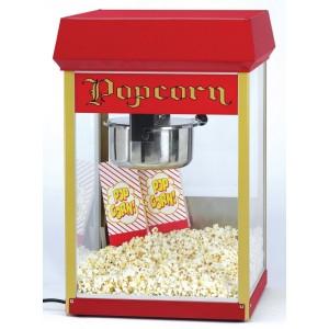 Popcorn Manned