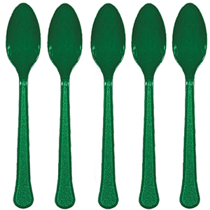 Green Spoons