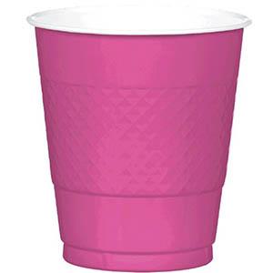 Magenta Cups 12oz