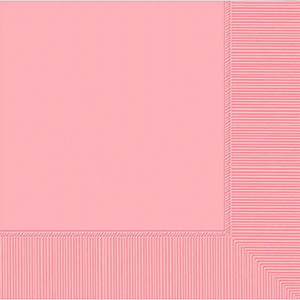 Pink Lunch Napkins
