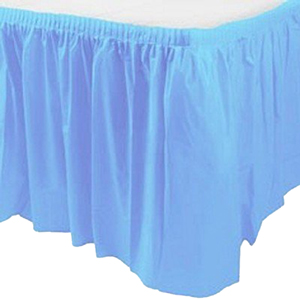 Powder Blue Skirt