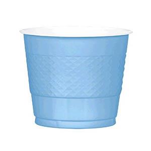 Powder Blue Cups 9oz
