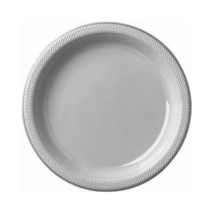 Silver Dessert Plates