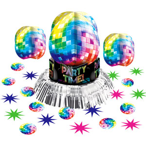 Disco Decorating Kit