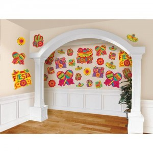Fiesta Assorted Cutouts 30ct
