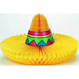 Fiesta Sombrero Centerpiece