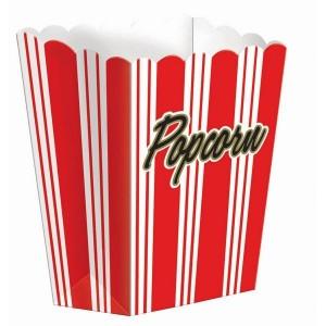 Hollywood Popcorn Boxes